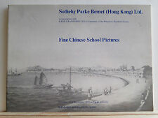 Sotheby's Fine Chinese School Pictures 11/13/1975 Hong Kong Naval Scenes Ships
