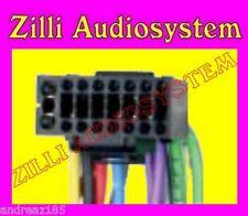 CONNETTORE ISO JVC 16 POLI 20 X 10 mm. AVX 1 DV 5000 Nuovo