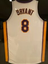 Kobe Bryant SIGNED AUTOGRAPHED Official Jersey - SIGNED WITH KOBE's GOLD PEN