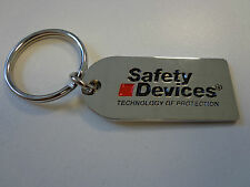 Safety Devices Merchandise - Keyring