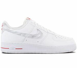 Nike Air Force 1 Low - Topography - DH3941-100 Herren Sneaker Weiß Sport Schuhe