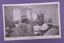 Union Jack Hostel, Military Club, London - The Nursery -  Old Unused Postcard