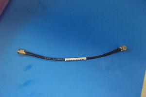 5E   10-Qty LOT  SMA male to SMB female right angle RA RF jumper cable RG316