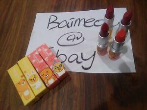 LE MAC Kakao Friends Lipstick shade Limited Edition