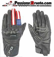 Guanti pelle leather gloves OJ FIGHTER USA America XL
