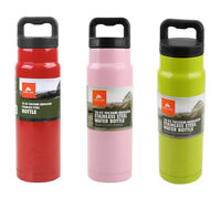 Ozark Trail 24 oz Double Wall Stainless Steel Water Bottle FREE SHIPPING