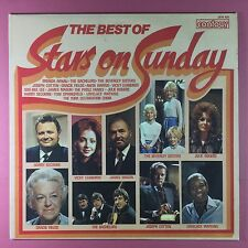 The Best Of Stars On Sunday - Contour 2870-420 Ex Condition - James Mason