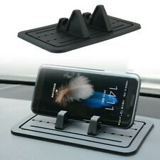 For Cell Phone GPS Car Dashboard Anti-Slip Rubber Mat Mount Holder Pad Stand