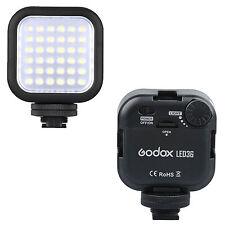 GODOX LED 36 Video Lamp Light for Canon Nikon Olympus DSLR Camera Camcorder DV
