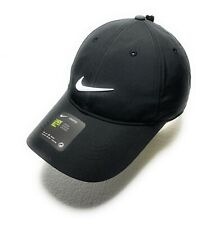bbbdc3aae8dea NEW NIKE GOLF LEGACY 91 DRI-FIT HAT CAP UNISEX ADJUSTABLE PROTECTOR BLACK