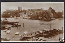 Berkshire Postcard - Castle From River, Windsor    A8707