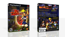 Jak and Daxter The Precursor Legacy PS2 Game Case Box + Cover Art Work (No Game)