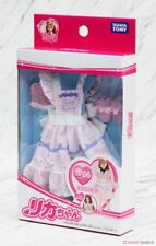 Takara Tomy Licca Doll LW-06 Apron set Licca Dress  (DOLL NOT INCLUDED)