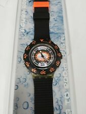 SWATCH SCUBA SDK110 - TECH DIVING - 1993 - NUOVO