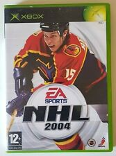 NHL 2004 - Xbox - PAL - Complet