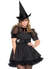 Sexy Leg Avenue Bewitching WITCH Womens Halloween Costume Dress Plus Size 3X/4X