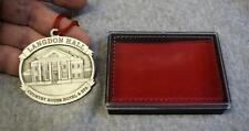 Howe House Pewter Ornament Langdon Hall Cambridge Ontario Mint