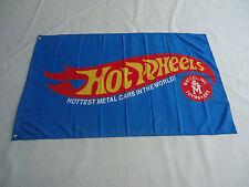 Brand New Flag Banner for Hot Wheels Mattel Flags 3x 5ft 90cmX150cm