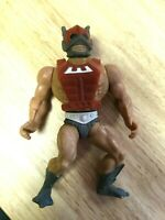 MOTU Zodiac Action Vintage figure with variant Red Chest Armor Mattel 1981