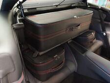 Ferrari Portofino Luggage Baggage Bag Case Set Interior Back Seat SET OF 3PCS
