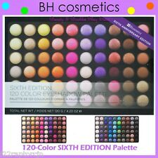 NEW BH Cosmetics 120 SIXTH EDITION Eye Shadow Palette-FREE SHIPPING 6th Six BNIB