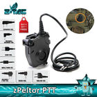 Z-TAC Z Tactical zPELTOR PTT Waterproof Adapter For Military Headset and Radio