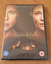 The Curious Case Of Benjamin Button DVD Brad Pitt, Cate Blanchett - New & Sealed