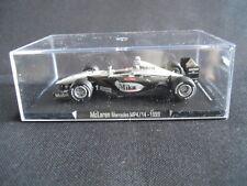 McLaren Mercedes Auto Formula 1 MP4/14 1999 HAKKINEN  - DIE CAST 1:43 Nuova!!