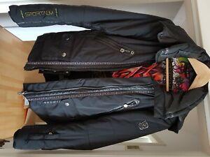 SPORTALM Damen Skijacke NEUWERTIG Farbe Schwarz Grösse 38