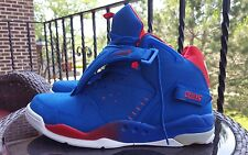 Converse Aero Jam Mid, 144531C, Blue Red White, Men's Basketball Shoes, Size 13