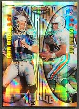 1997 BOWMAN'S BEST MIRROR IMAGES ATOMIC REF #MI2  MARINO, YOUNG, BLEDSOE, BANKS