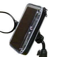 BuyBits Roller / Moped Fahrrad Spiegel Handy Halterung Für Samsung Galaxy S20