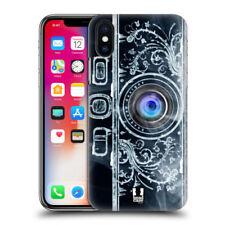 Étuis, housses et coques simples iPhone X en silicone, caoutchouc, gel pour téléphone mobile et assistant personnel (PDA)