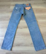 LEVI'S 501 JEANS DISTRESSED SIZE 30 X 34 NEW WITH TAGS SEE PHOTOS