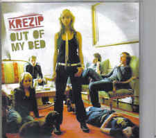 Krezip-Out Of My Bed Promo cd single