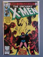The Uncanny X-Men 134 Marvel Comics 1980 1st Dark Phoenix pence issue