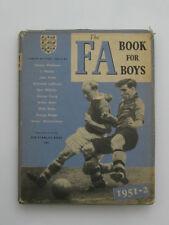 The FA Book For Boys 1951-52