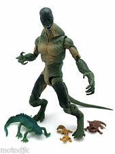 "Marvel Legends 6"" figurine Le Lézard Amazing Spiderman Villain WALMART"