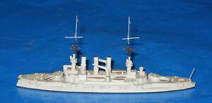 SMS Linienschiff SCHLESIEN, Navis 10a, Metall, 1:1250, gesupert