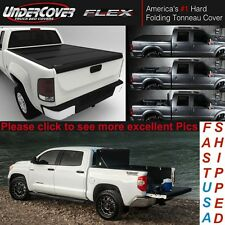 UnderCover FX11001 FLEX Tonneau Cover Fits 2005 Chevy Chevrolet Colorado 6' Bed