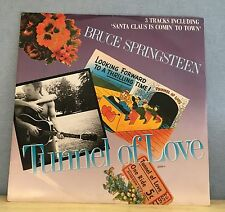 "BRUCE SPRINGSTEEN Tunnel Of Love UK 12""  single Santa Claus Is Comin' To Town"