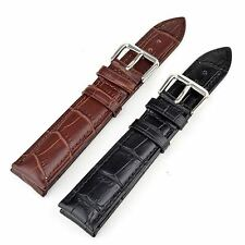 No.8801 Genuine Leather Watch Bracelet Strap Replacement Watch Band