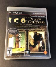 The Ico & Shadow of the Colossus Collection (PS3) USED