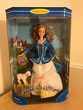 NRFB Barbie Had a Little Lamb (Nursery Rhyme Collection) 1999
