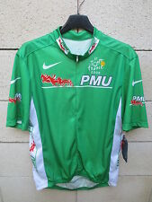 Maillot VERT TOUR DE FRANCE 2006 Robbie McEwen Nike shirt PMU trikot maglia L