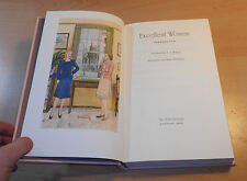 2005 Excellent Women / Barbara Pym / Classic Literature Novel / Folio Society