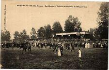 CPA Montier en Der - Les Courses (270340)