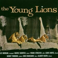 YOUNG LIONS - THE YOUNG LIONS  CD NEU