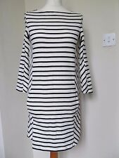 Petit Bateau Mariniere dress NWT RRP £110 UK XS breton stripe lagenlook