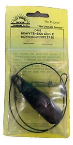 Off Shore Tackle OR8 Heavy Tension Single Downrigger Release Pkg. of 1